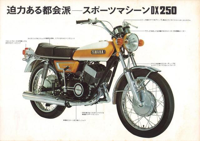画像: フラッグシップの座を追われてもなおスポーツバイクとしての性能に磨きをかけたDX/RD250