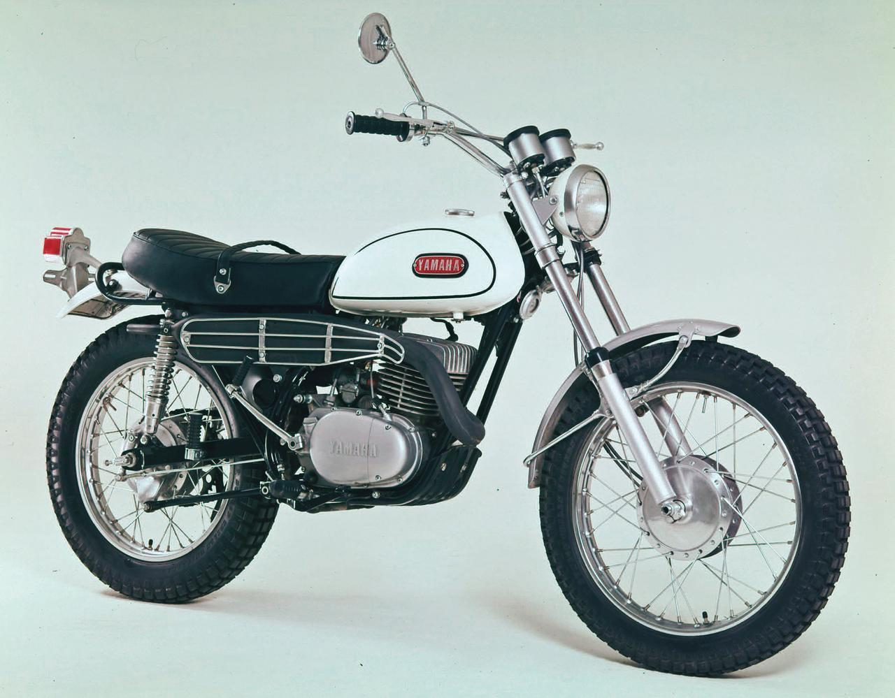 Images : 4番目の画像 - 「YAMAHA DT-1」-1968年- - LAWRENCE - Motorcycle x Cars + α = Your Life.