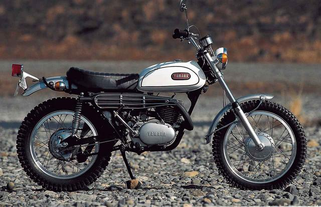 画像: ウィンカーを装着するなどマイナーチェンジを実施して1968年7 月に登場した後期型は、233 の機種コードNo.が与えられた。
