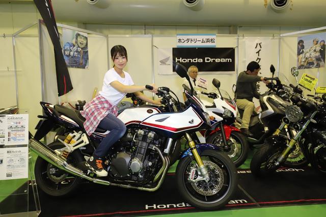 画像5: 「バイクのふるさと浜松」は、お買い物も楽しい!