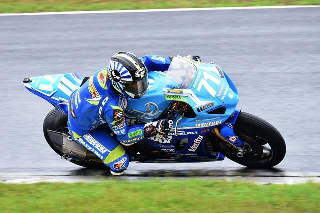 画像: 開幕戦もてぎレース2で11位だったのが今シーズンの津田のベスト! この走りをドライでも!