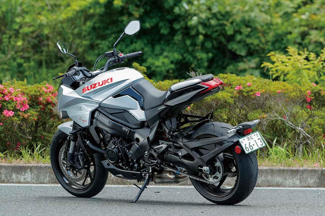 Images : 1番目の画像 - スズキ KATANAの写真をもっと見る! - webオートバイ