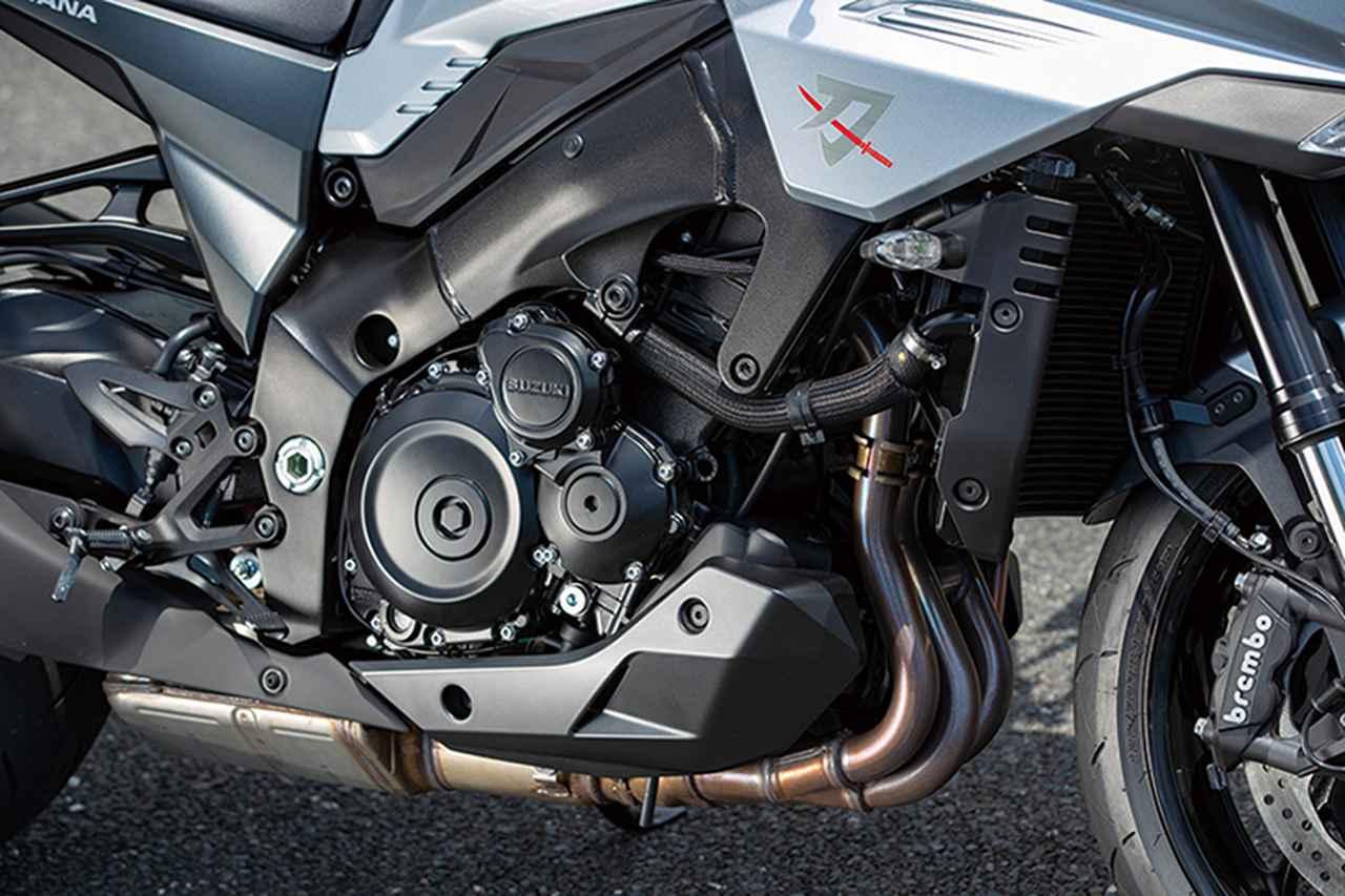 Images : 3番目の画像 - スズキ KATANAの写真をもっと見る! - webオートバイ