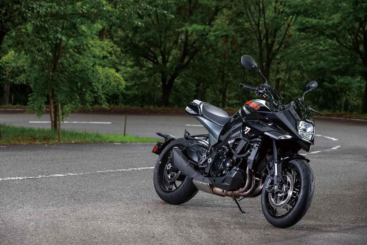 Images : 2番目の画像 - スズキ KATANAの写真をもっと見る! - webオートバイ