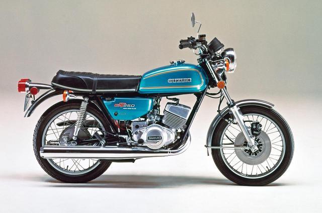 画像: 1976年型では32psと3.25㎏-mにパワーアップしている。