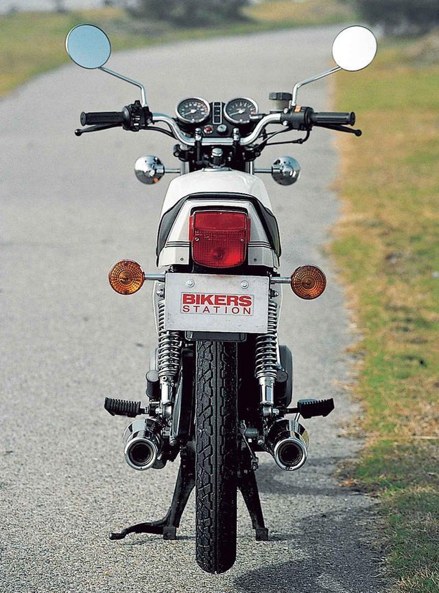 画像4: 専用のエンジンとシャシーを開発し軽快でよく走る250ccスポーツモデルを実現