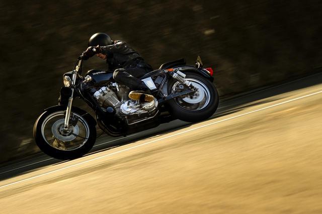画像: ハーレーダビッドソン XL883(撮影2012年) - webオートバイ