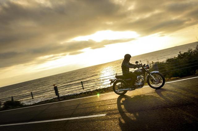 画像: カワサキ W800(撮影2013年) - webオートバイ