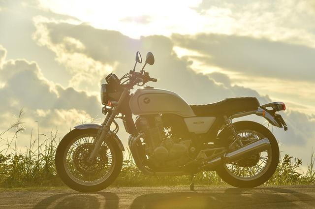 画像: ホンダ CB1100EX(撮影2015年)- webオートバイ
