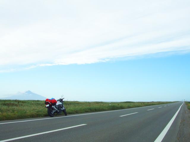 画像2: 「CB400SF ver.R」で走った北海道