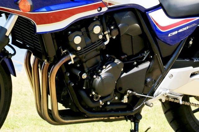 画像1: 400cc・4気筒ならではの高回転走行が楽しい。「HYPER VTEC Revo」の魅力