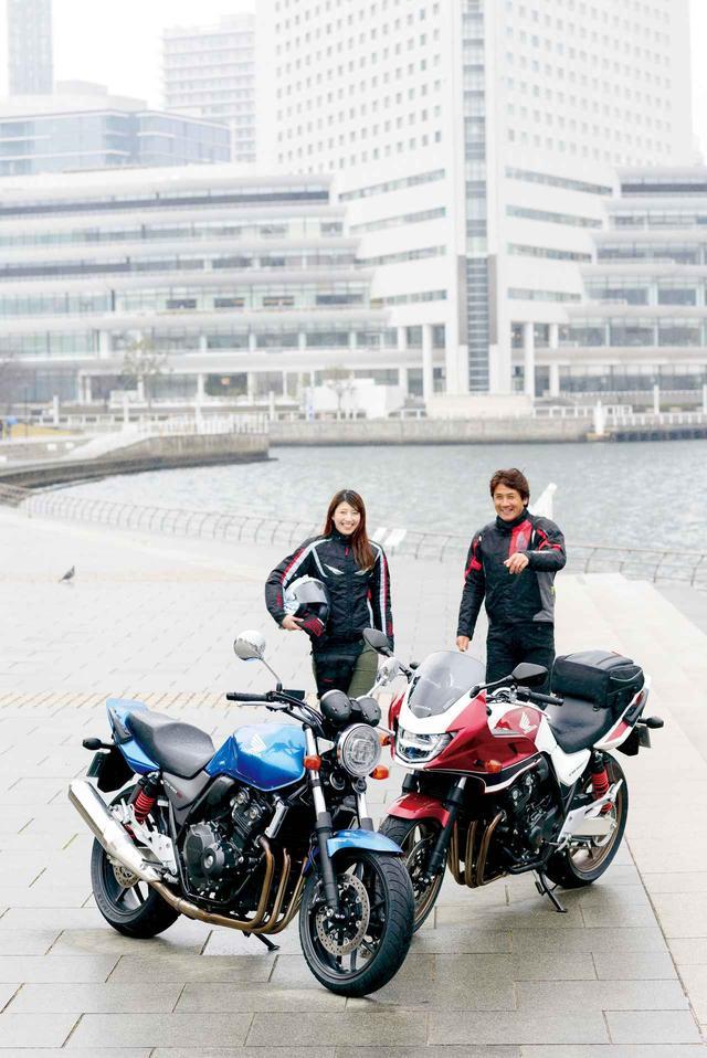 画像: 【ロングラン研究部】VTECの「2バルブ」作動時が絶賛モノ!ハンドリングのキャラクターもマイチェンで大きく変化!?【HONDA CB400 SUPER BOL D'OR<ABS> / CB400SUPER FOUR <ABS>】(2018年) - webオートバイ