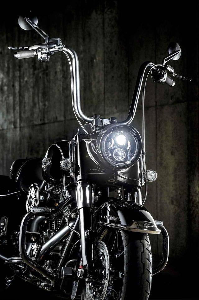 画像: ハーレーダビッドソン FLHR ROADKING(撮影2016年)- webオートバイ