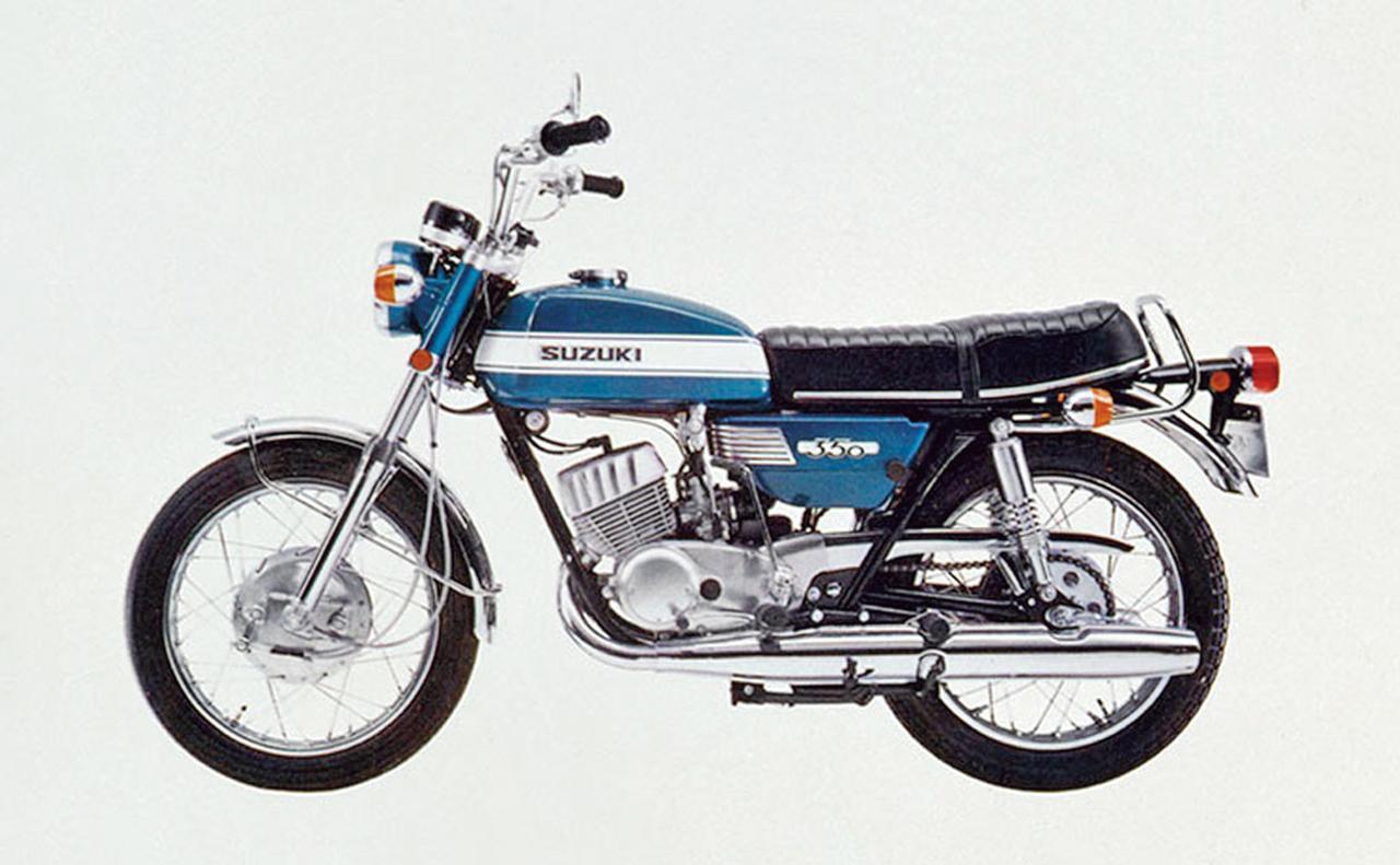 Images : 2番目の画像 - 「【心に残る日本のバイク遺産】スズキGTシリーズの2スト250モデル「SUZUKI GT250」-1971年- 2サイクル250cc史 編」のアルバム - webオートバイ