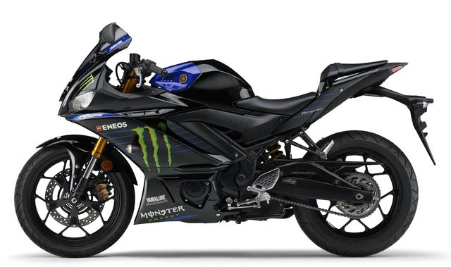 画像2: YAMAHA 「YZF-R25 ABS」Monster Energy Yamaha MotoGP Edition