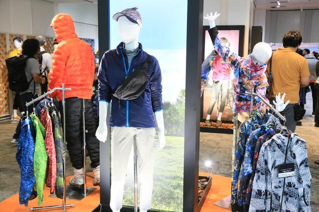 画像1: 実用性とタフネスさを驚きの形で表現した「ワークマン 過酷ファッションショー」