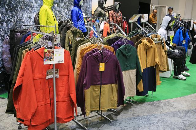 画像2: 実用性とタフネスさを驚きの形で表現した「ワークマン 過酷ファッションショー」