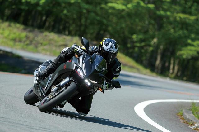 画像: <試乗インプレ>HONDA CBR250RR/ABS - webオートバイ