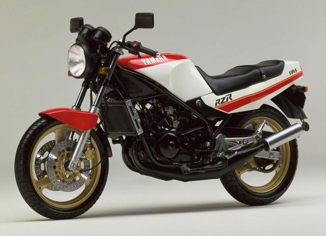 画像2: RZシリーズの最終型となった1988年デビューの5世代目「RZ250R(3HM1)」