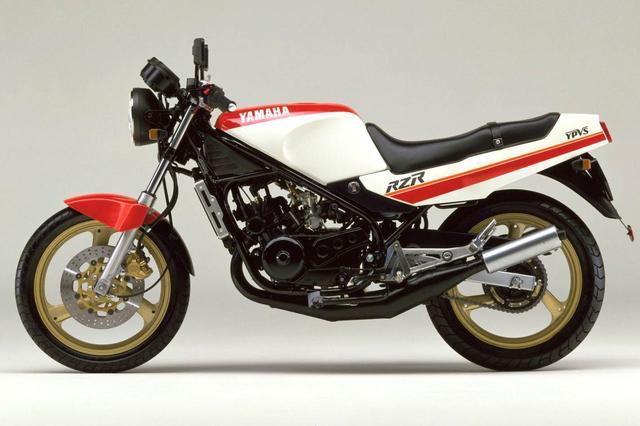 画像3: RZシリーズの最終型となった1988年デビューの5世代目「RZ250R(3HM1)」