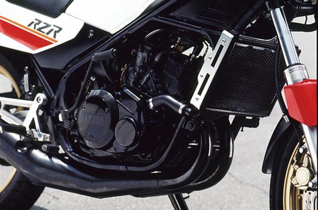 画像8: RZシリーズの最終型となった1988年デビューの5世代目「RZ250R(3HM1)」