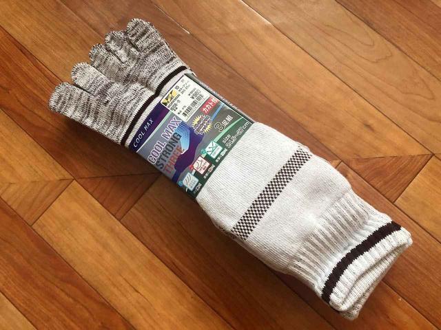 画像: ワークマンの伏兵……それは『靴下』です!
