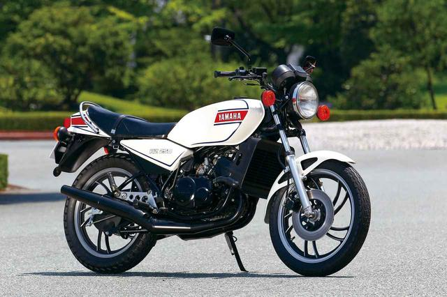 画像: 【1980年 YAMAHA RZ250[4L3]】2ストレプリカのフロンティア的モデル【絶版車オブ・ザ・イヤー特別編】 - webオートバイ