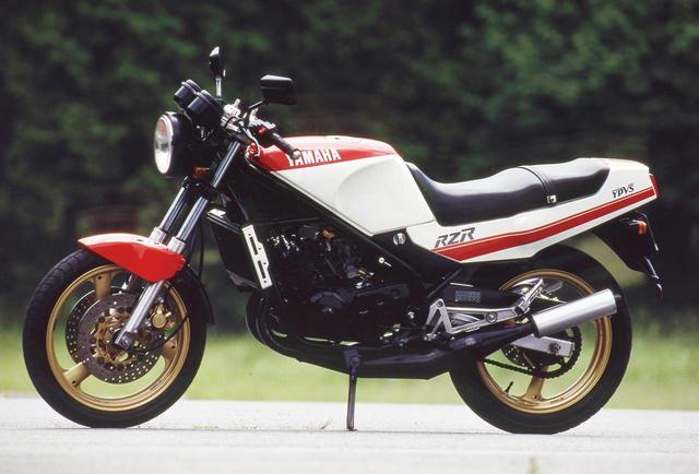 画像1: RZシリーズの最終型となった1988年デビューの5世代目「RZ250R(3HM1)」