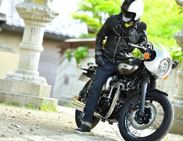 画像: 「走っている間は、すべてが『あの頃』のままだった。」文:北岡博樹 special.kawasaki-motors.com