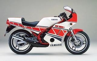 1984 RZ250RR/51L