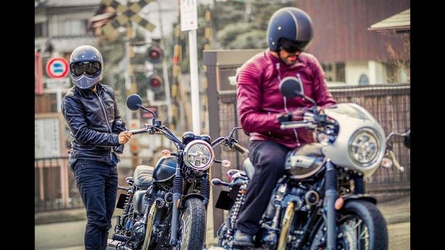 画像: もう観ました? カワサキW800シリーズのオフィシャルムービーがグッとくる! - webオートバイ