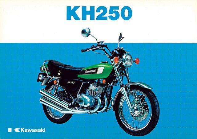 画像1: 【付録1】1979年型 KH250 カタログ