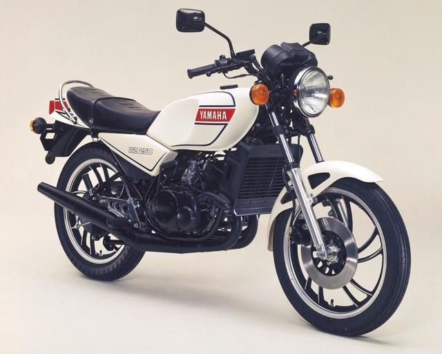 画像: 「RZ250」ナナハンをも脅かすヤマハ2ストロークの集大成 -1980〜1988年-【心に残る日本のバイク遺産】2サイクル250cc史 編 - webオートバイ
