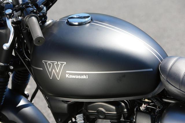 画像4: カワサキ W800 STREET