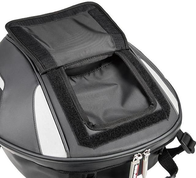 画像4: コミネ「SA-239 ツーリングシートバッグ」