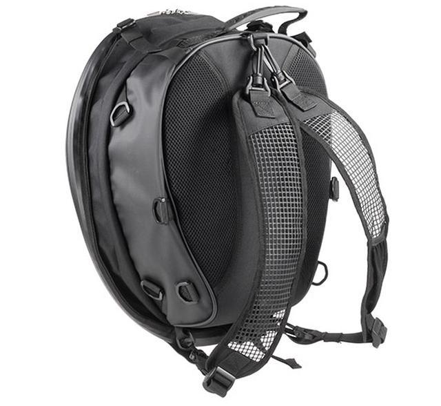 画像5: コミネ「SA-239 ツーリングシートバッグ」