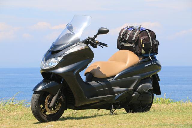 画像1: 『オートバイ』スタッフ 野里卓也の場合/ヤマハ グランドマジェスティ400