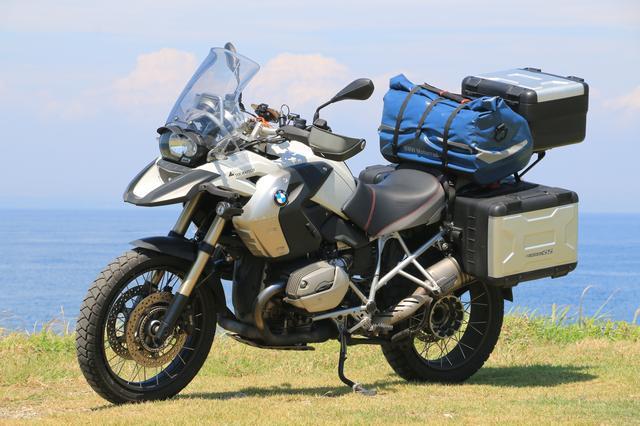 画像1: 『オートバイ』松本正雅 副編集長の場合/BMW R1200GS