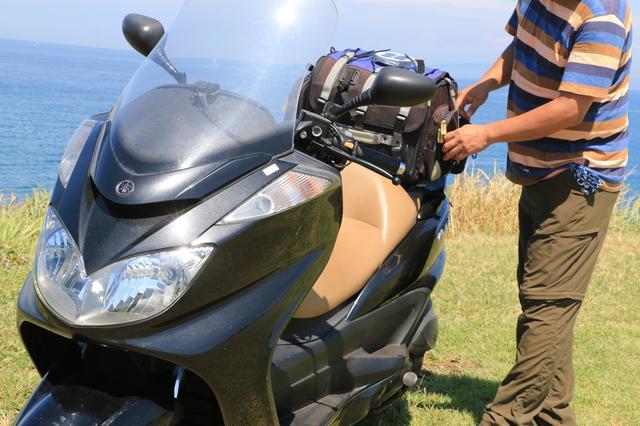 画像2: 『オートバイ』スタッフ 野里卓也の場合/ヤマハ グランドマジェスティ400
