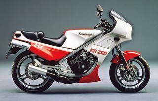 1984 KR250(KR250A1)