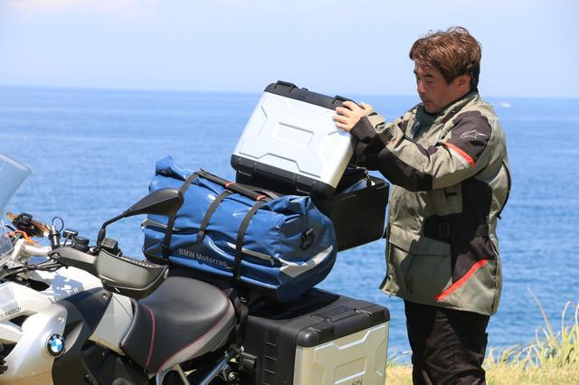 画像2: 『オートバイ』松本正雅 副編集長の場合/BMW R1200GS