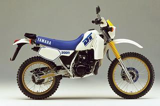 1987 DT200R/2LR
