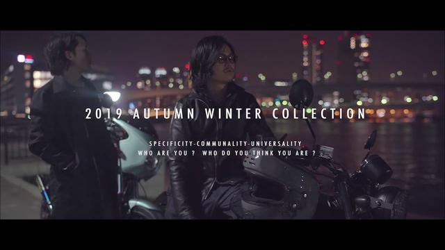 画像: KADOYA 2019Autumn Winter collection youtu.be