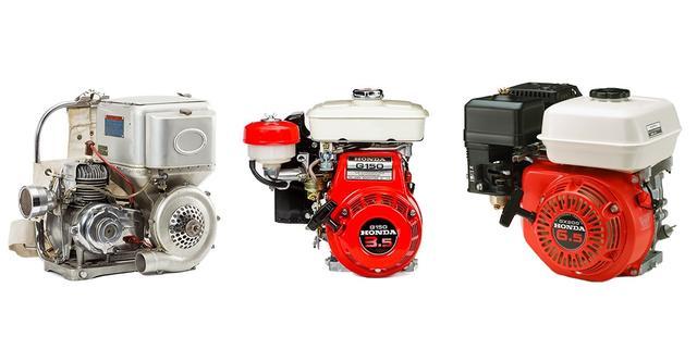 画像: 汎用エンジン | Honda