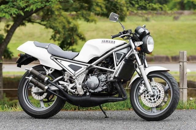 画像: <RZの名を受け継ぎしものたち>YAMAHA R1-Z(1990年) - webオートバイ