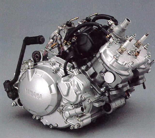 画像2: R1-Z(3XC1)1990年 DETAIL
