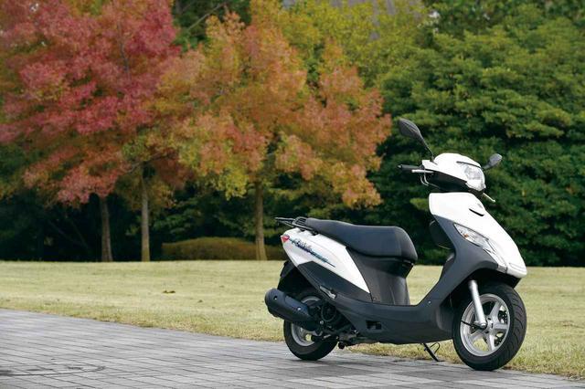 画像: 【SUZUKI ADDRESS125】質実剛健!使い勝手バツグンの新世代スクーター【試乗インプレ】(2017年) - webオートバイ