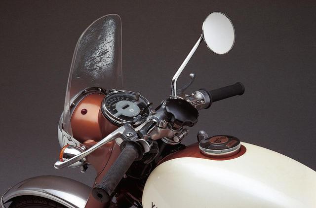 画像2: オートバイの生産開始直後からレースで活躍したヤマハの市販スーパースポーツ