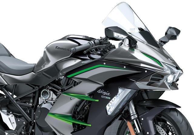 画像: シリーズ最上位モデル「Ninja H2 SX+」が2月1日(金)に発売! - webオートバイ
