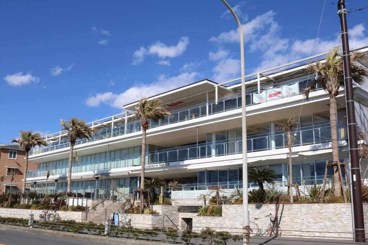 Images : 8番目の画像 - 「POST」は海を見渡すおしゃれなカフェレストラン - webオートバイ
